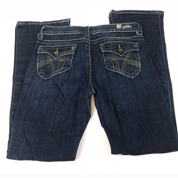 Kut from the Kloth Denim - Kut From Kloth 8 Natalie High Rise Bootcut Jeans